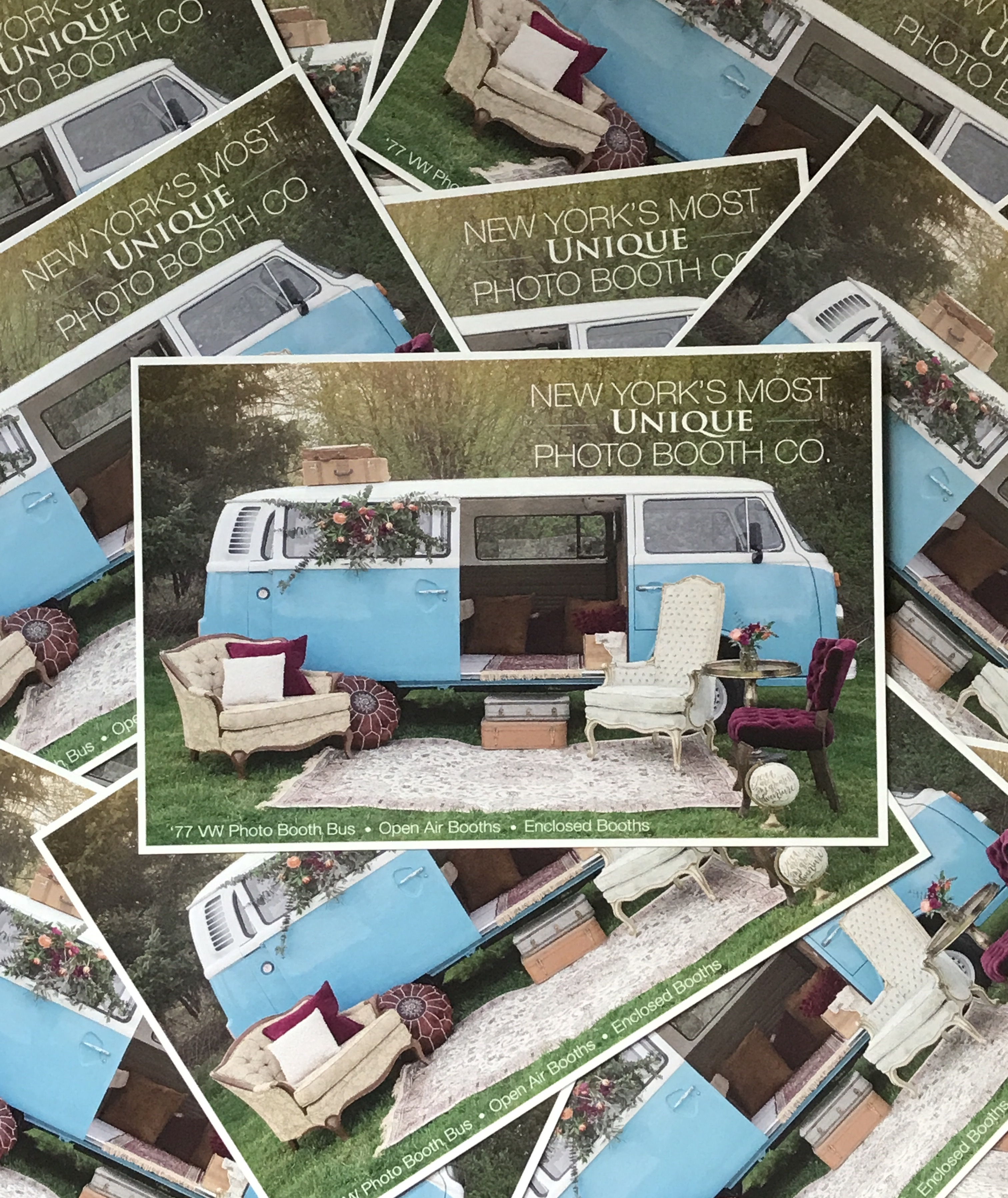 WE LOVE OUR NEW WEDDING POSTCARDS…AND SO WILL YOU!