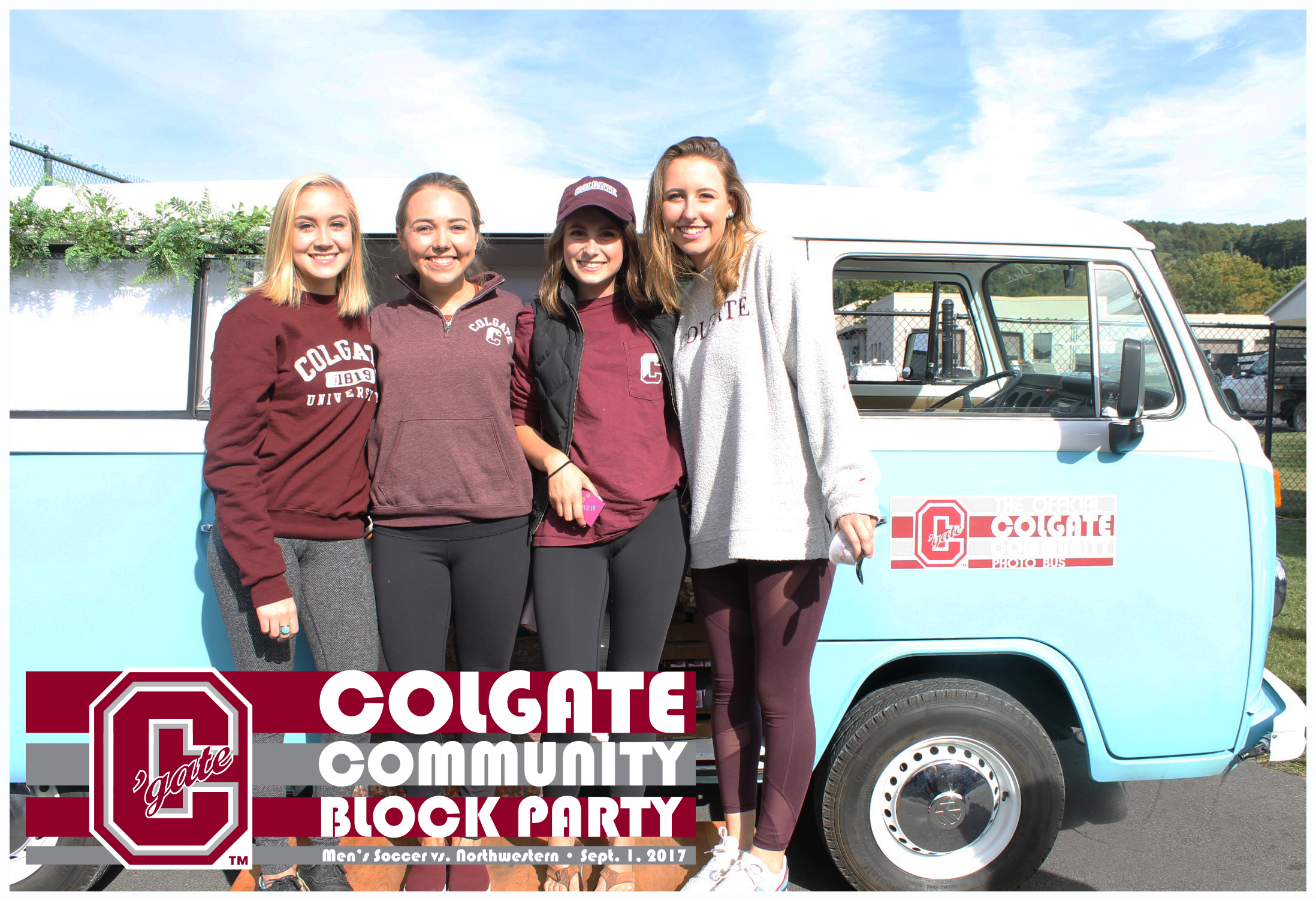 Colgate Community Block Party